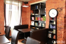 Кафе Book Cafe