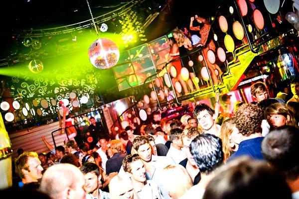 Ночной клуб pacha - прекрасное место для того, чтобы приятно провести время