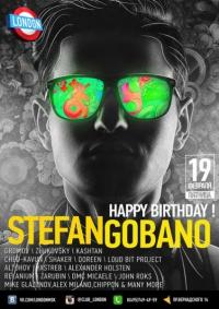 Stefan Gobano Birthday!