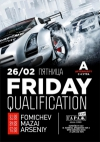 Friday Qualification