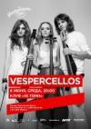 VesperCellos. С новой программой «Наш Рок».
