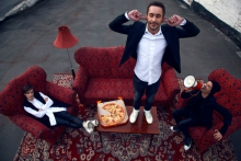Группа Пицца