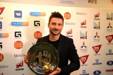 «Евровидение-2016» получило представителя от России в лице Сергея Лазарева