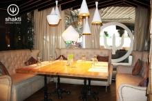 Ресторан Shakti Terrace